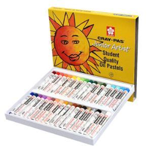 SAKURA樱花XEP-36儿童美术绘画蜡笔36色套装*3件 63.6元(合21.2元/件)