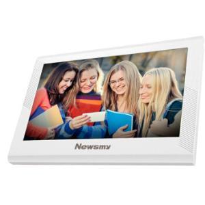 纽曼(Newsmy)F45+8G4.3英寸mp3/mp4音乐播放器触摸屏学生英语随身听电子书支持外放白色    179元