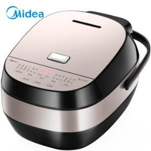 美的(Midea)电饭锅IH电磁加热4L智能预约精铁厚釜内胆MB-HS4068569元