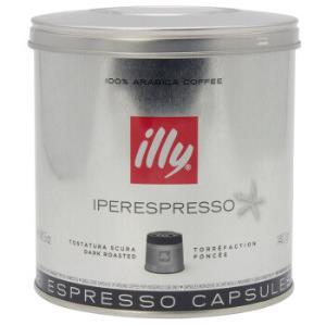illy意利IPSO浓缩咖啡胶囊140.7g*2件 163.6元(合81.8元/件)