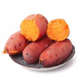 福建六鳌地瓜沙地番薯5斤装 10.9元(需用券)