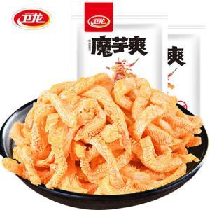 卫龙魔芋爽丝30包 12.9元