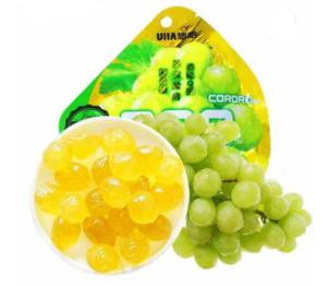 悠哈酷露露白葡萄味果汁软糖52g*21件 99.5元(合4.74元/件)