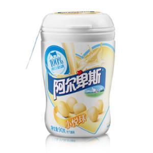 Alpenliebe阿尔卑斯小悦球软糖至纯牛奶味90克*19件 107.1元(合5.64元/件)