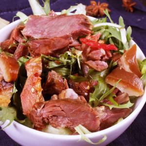 宝竹即食卤猪头肉熟食500g 32.9元