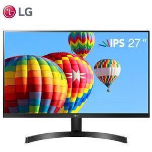LG27MK600M27英寸IPS显示器 999元