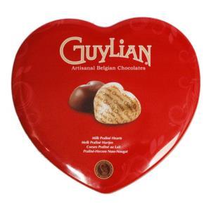比利时GuyLian吉利莲吉馨心形礼盒巧克力铁盒装105g婚庆喜糖零食 39元(需用券)