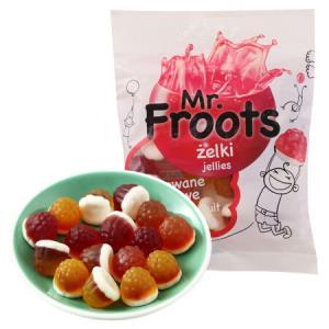 波兰进口巴克兰果汁夹心软糖90g*15件 107元(合7.13元/件)
