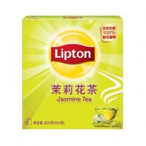 Lipton 立顿 茉莉花茶包 100包 6.7折  ¥29.9