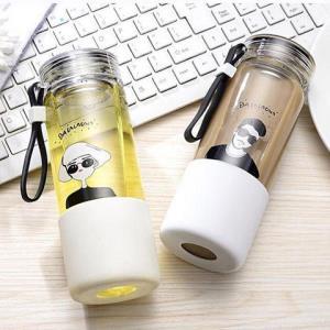 大嘴猴B9088-2玻璃水杯480ml 9.9元