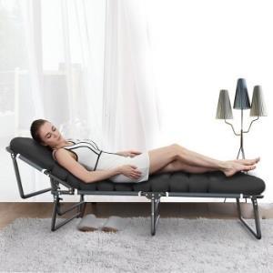 凯速FC356简易折叠床四档可调节珍珠绒棉垫140元
