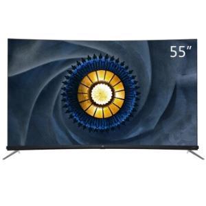 TCL55Q755英寸曲面液晶电视 3099元包邮(需用券)