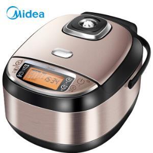 美的(Midea)电饭煲电饭锅IH电磁加热4L智能预约液晶显示24小时智能预约389元