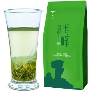 新茶贵州绿茶春茶农家茶叶125g 券后6.9元