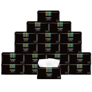 妮飘nepia抽纸炫酷黑郁薄荷系列3层120抽软抽*18包纸巾整箱销售*3件 83.49元(合27.83元/件)