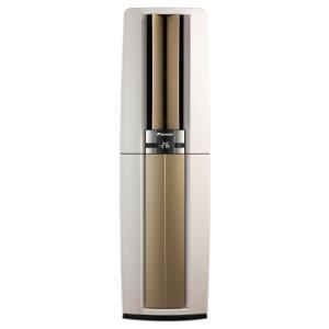 大金(DAIKIN)3匹2级能效变频高端帕缔能F系列立柜式冷暖空调白色FVXF272PC-W