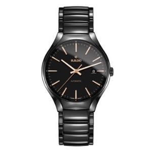 RADO瑞士雷达手表真系列男士高科技陶瓷表带情侣机械手表R2705616211340元