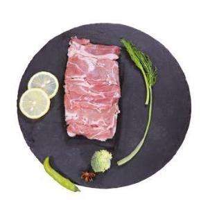 限广东:HONDOBEEF恒都原切羔羊羊肉片250g*2块*5件129.5元(双重优惠)