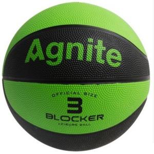 Agnite安格耐特F1101儿童3号耐磨蓝球 16元(需用券)