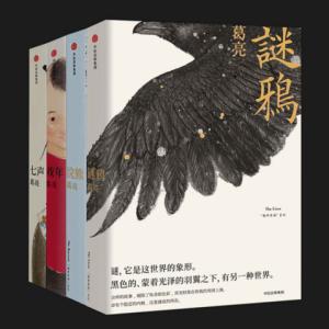 《葛亮小说集:七声+戏年+浣熊+谜鸦》(共四册)Kindle电子书 0.99元