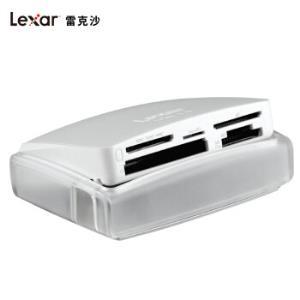 雷克沙(Lexar)25合1USB3.0多功能读卡器139元