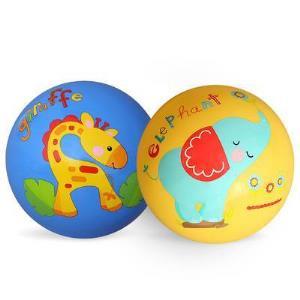 费雪球小皮球拍拍球儿童篮球幼儿园专用婴儿宝宝足球球类玩具男孩 券后9.9元