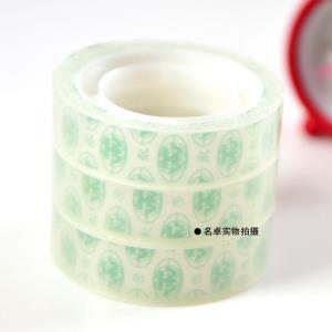 永大透明小胶带宽1.2cm12卷装1.5元(需用券)