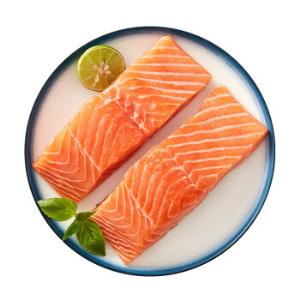 美威冷冻智利欧式原味三文鱼排250g*6件 99.96元包邮(多重优惠)