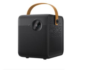 Fabulus峰米M055FCN投影仪Smart投影机1080P全高清16GB大存储内置电池黑色