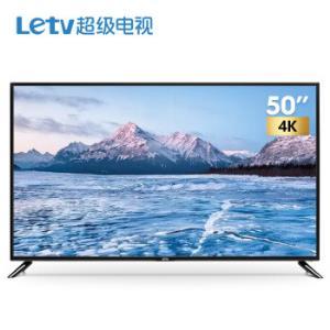 Letv乐视Y5050英寸4K液晶电视 1349元包邮(双重优惠)