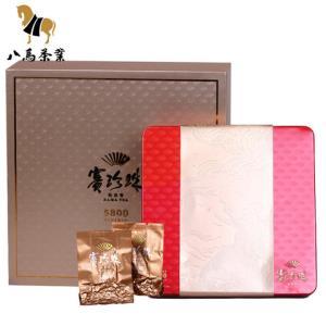 八马茶业铁观音茶叶浓香型安溪乌龙茶赛珍珠5800礼盒装200克2490元