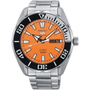 SEIKO精工Series5SportsSRPC55J1男士机械腕表1329元(需用券)