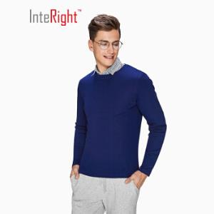INTERIGHT2992651男士长袖T恤*5件 118.25元(合23.65元/件)