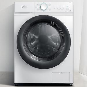 Midea美的MG100V11D10公斤滚筒洗衣机 1598元