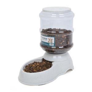 怡亲饮水喂食器猫狗自动喂食饮水机猫狗碗食用水具3.5L自动喂食19.8元包邮