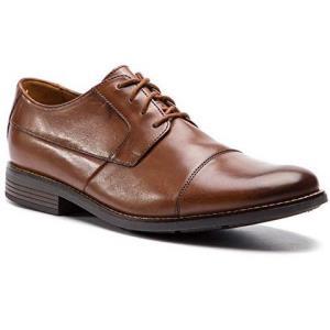 中亚Prime会员:Clarks男正装鞋261231387BeckenCap258元