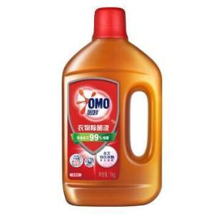 奥妙衣物除菌液1kg洗衣消毒液*2件29.83元(合14.92元/件)