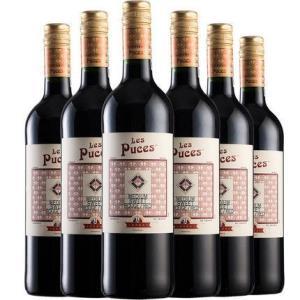 法国原瓶进口葡萄酒悦俪干红葡萄酒甜型甜红酒整箱卡思黛乐出品199元(需用券)