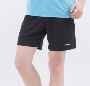 LI-NING李宁AKSM339男款速干短裤48元