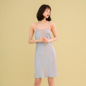 考拉工厂店MAYGA美嘉真丝睡衣春夏性感丝滑吊带裙209元(需用券)