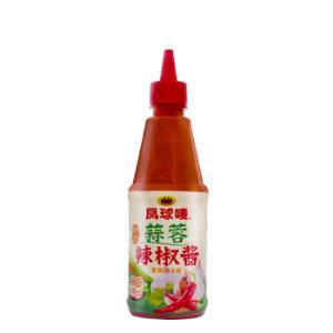 凤球唛蒜蓉辣椒酱(细磨)拌面拌饭酱广式辣椒酱500g6.45元