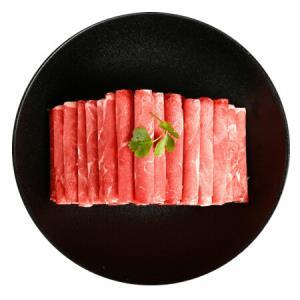 大牧汗180羔羊肉片350g火锅食材羊肉卷草饲散养24元(需用券)