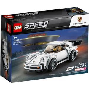 LEGO乐高赛车系列75895保时捷911Tubro3.0 82.8元