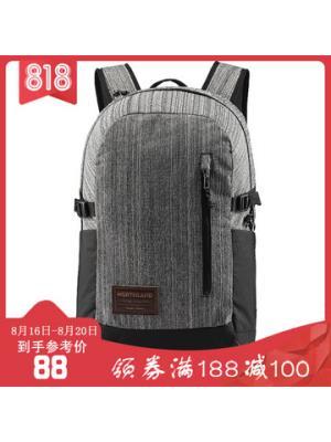 诺诗兰(NORTHLAND)户外运动EddieⅡ20双肩包B990111 68元(需用券)