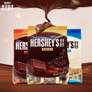 好时排块巧克力500g 34.9元(需用券)