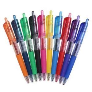 M&G晨光AGP89704PENPON系列彩色按动中性笔10只装0.5mm 9.9元
