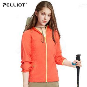 PELLIOT伯希和1728男女款户外防晒衣102.4元
