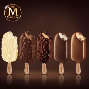 和路雪 梦龙 巧克力冰激淋 比利时进口巧克力 20支  149元包邮
