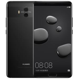 13日0点:HUAWEI华为Mate10智能手机亮黑色4GB64GB移动4G+ 1599元包邮包邮