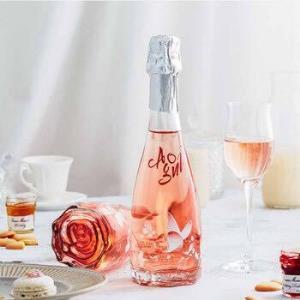 爱格尼Aogni桃红甜起泡酒小瓶甜型气泡酒甜葡萄酒375ml46元